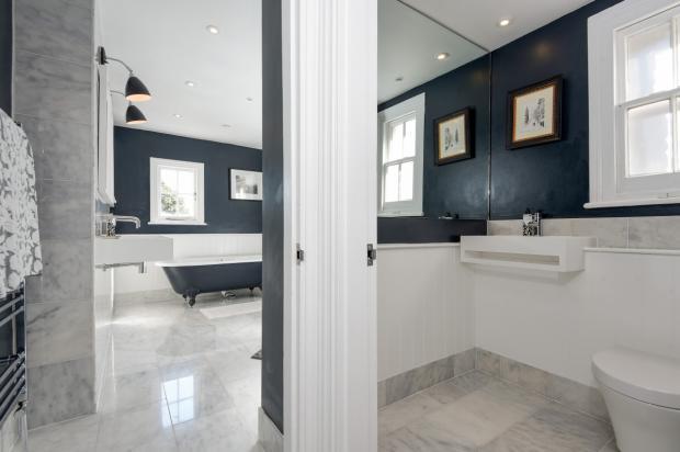 Bathroom and Sepa...