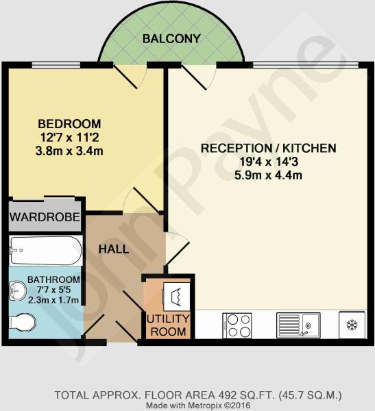 7 Grayston Floor ...