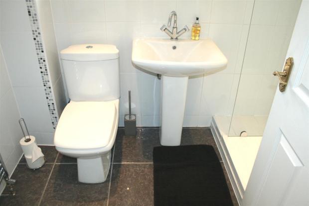 Stylish Shower Room