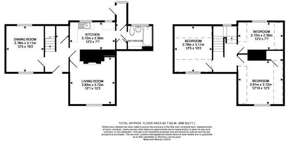 Floorplan - 3 Bed