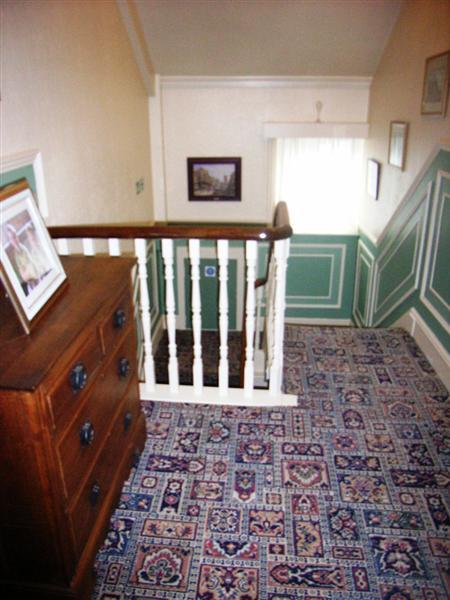 Second Floor Landing (split level)