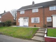semi detached home in Western Crescent, Banbury