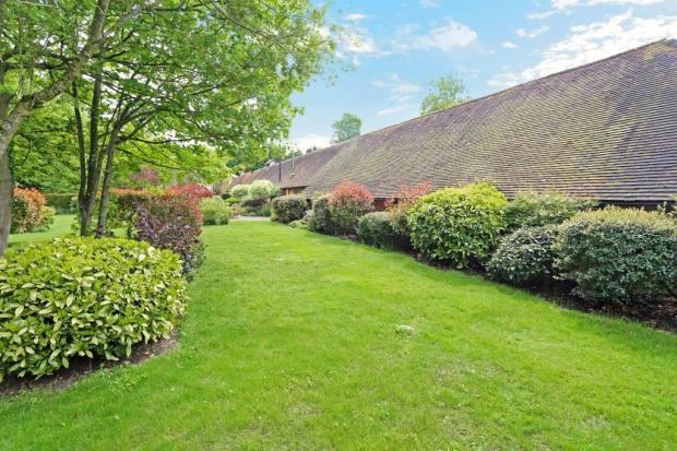 Superb garden