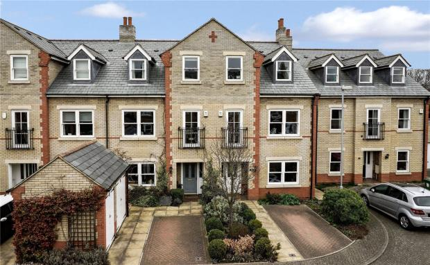 3 bedroom town house for sale in st barnabas court st barnabas road cambridge cb1 for 3 bedroom house for sale in cambridge