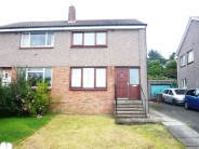 semi detached home in Willow Grove, Dunfermline