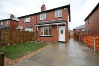 3 bed semi detached home for sale in Whitehead Crescent...