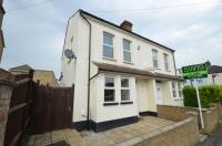 semi detached home in York Road, Wimbledon...