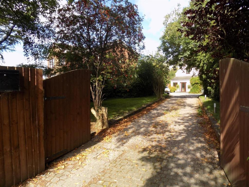DRIVEWAY AND COURTYA