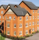 2 bed new Apartment for sale in Chorley Road, Standish...