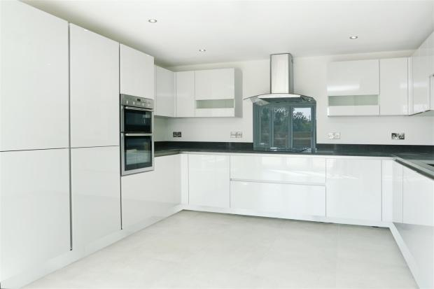 Sample Kitchen Photo