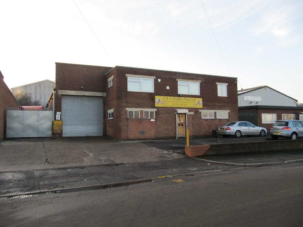 Commercial Property For Rent In Bayton Industrial