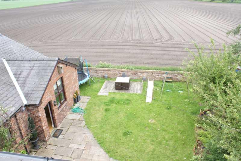 Garden Aerial View