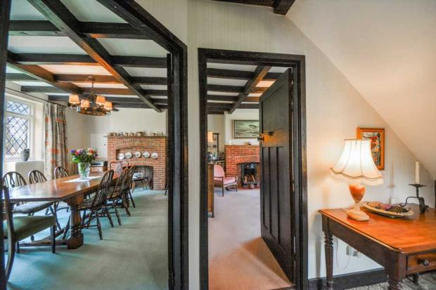 Dining & Morning Rooms