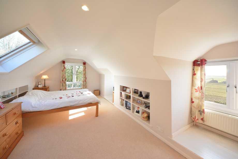 Stylish Main Bedroom