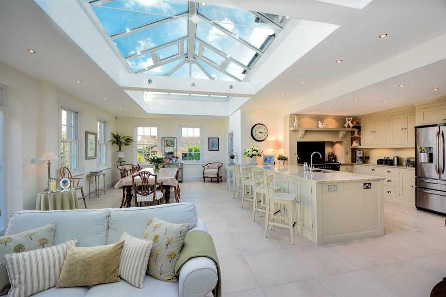 Kitchen/Orangery