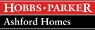 Hobbs Parker Estate Agents,  Ashford Homes logo