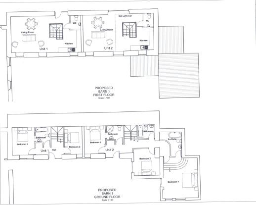 Proposed Plans Lot 2