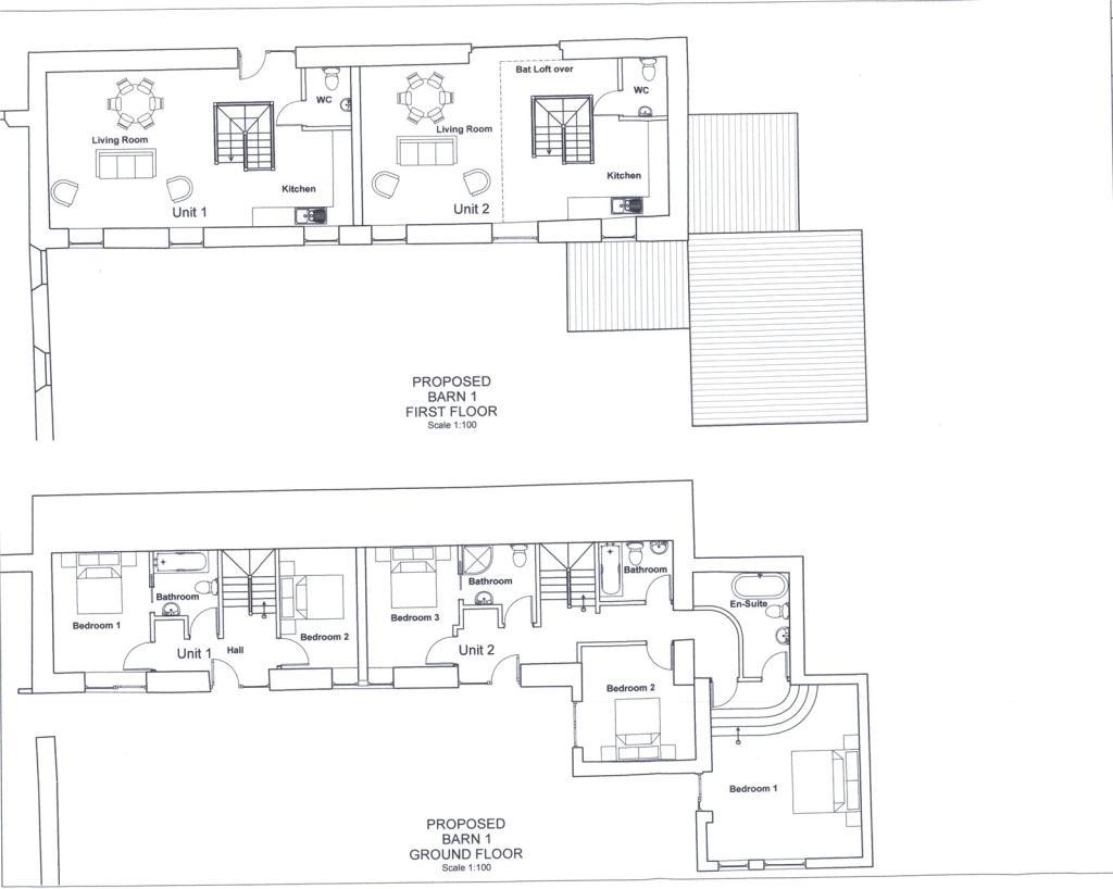 Proposed Plan Lot 2