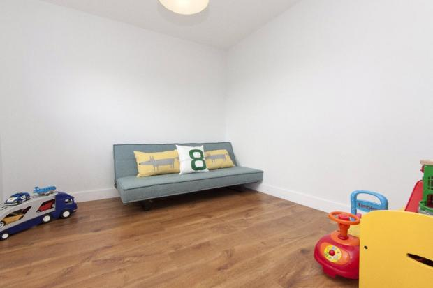 4th bedroom/playroom