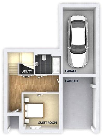 lower ground - floor