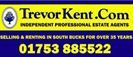 TrevorKent.Com, Gerrards Cross branch logo