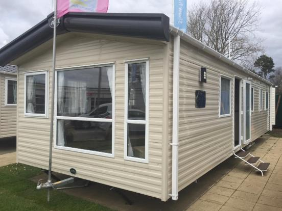 Excellent Bedroom Caravan For Sale In ROCKLEY PARK HAMWORTHY POOLE DORSET BH15