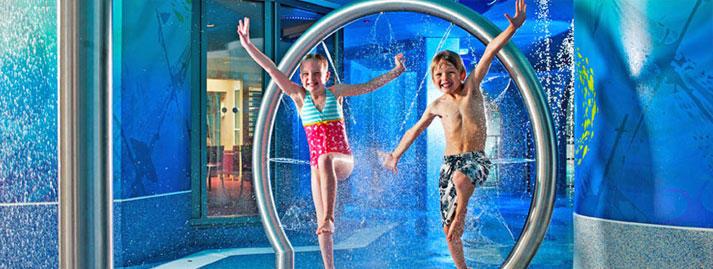 kids splash zone