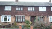 Terraced property in Humphrey Close...