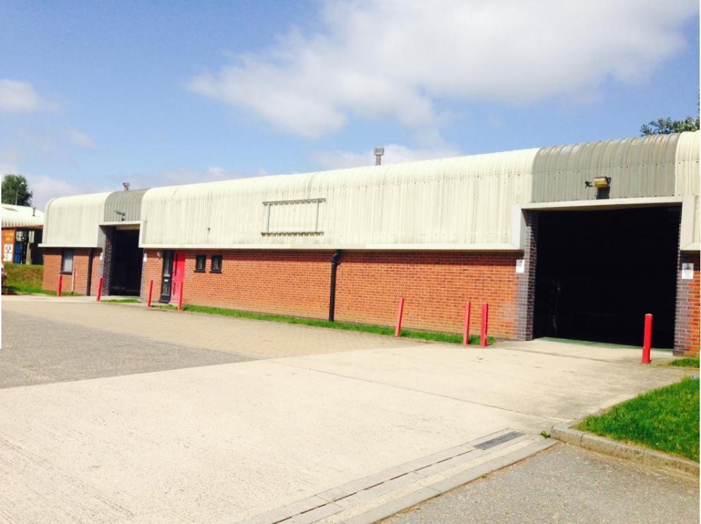 Industrial and retail / storage units, Blyth Road Industrial Estate, Halesworth, Suffolk