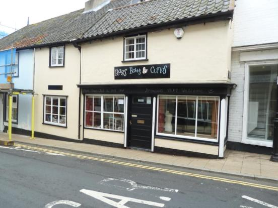 Retail unit close to town centre, Diss,