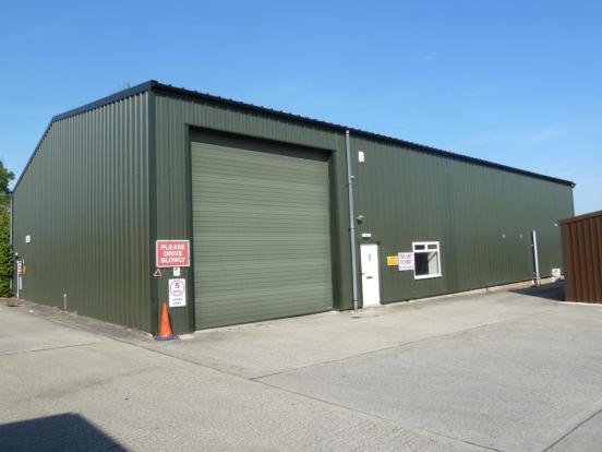 Light industrial / warehouse units, Redgrave, Suffolk £3.50/sqft