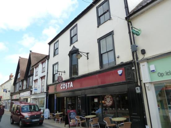 Town centre offices, Diss,