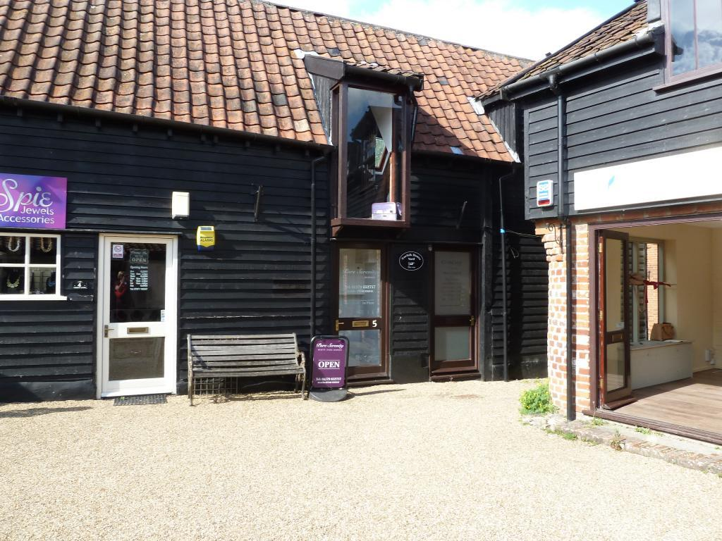 FF Offices in a courtyard location, Diss,
