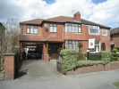 semi detached house for sale in Brook Lane, Timperley...