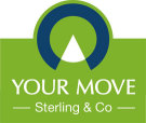 YOUR MOVE Sterling & Co, Walthamstow logo