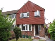 3 bedroom End of Terrace house in Berwick Crescent, SIDCUP...