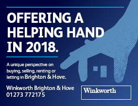Get brand editions for Winkworth, Brighton & Hove
