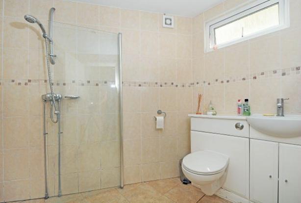 Outhouse/Shower Room