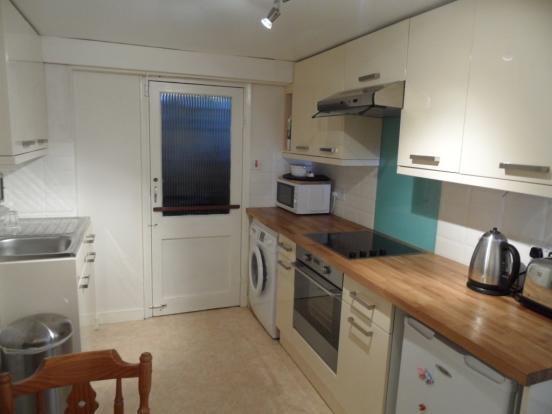 Hyde Vale -  Studio Flat - Kitchen- SE10 - Oliver Field Associates
