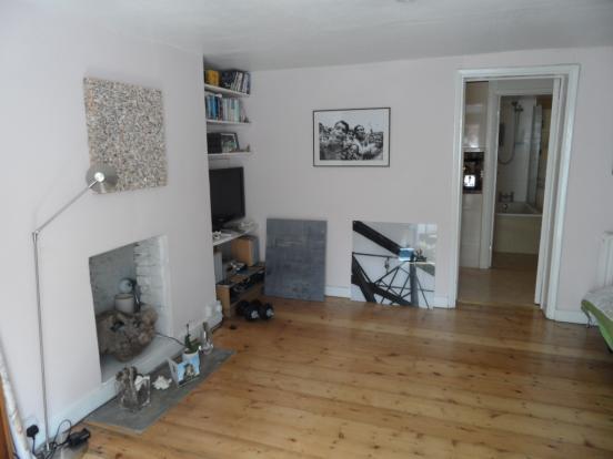 Hyde Vale -  Studio Flat - Bedroom - SE10 - Oliver Field Associates