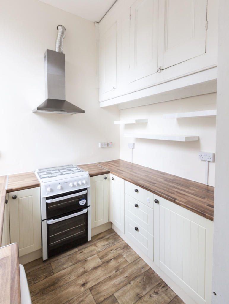 Kitchen - Granville Park - SE13 - Oliver Field Associates