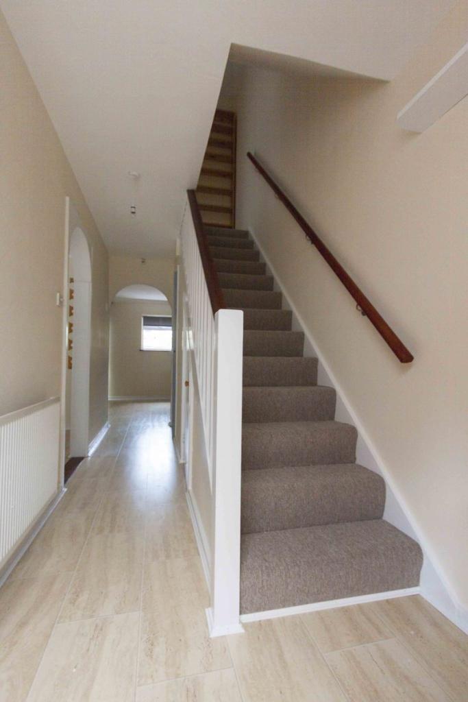 Hallway - Rose Way - Lee - SE12 - Oliver Field Associates