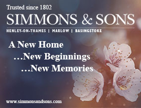 Get brand editions for Simmons & Sons, Henley On Thames - Sales