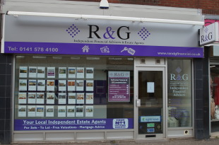 R & G Estate Agents Limited, Kirkintillochbranch details