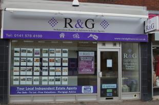 R & G Estate Agents Limited, Kirkintillochbranch details