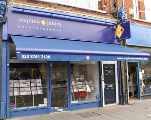 Stephen James, Norwoodbranch details