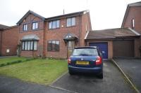 3 bedroom semi detached property in Partridge Way...