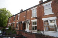 Terraced house in North Street, Littleover...