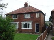semi detached property in High Lane East...