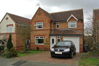 4 bed Detached house in Edensor Drive, Belper...